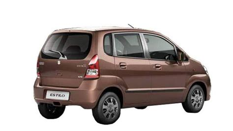 Maruti Suzuki Zen Price In India Maruti Suzuki Zen Estilo Price Reviews In India Maruti