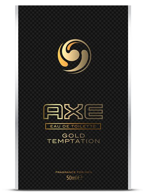 Parfum Axe And Gold axe gold temptation eau de toilette axe