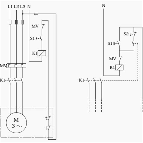 motor thermistor wiring diagram thermistor relay wiring