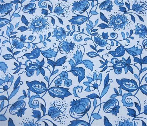 blue wallpaper roll vintage wallpaper roll schumacher blue onion blue white