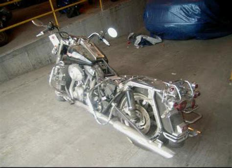 Harley Davidson Motorcycle Salvage by Wrecked Harley Motorcycles For Sale Harley Salvage