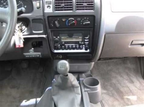 transmission control 2004 toyota tacoma user handbook 2004 toyota tacoma reg cab manual truck san diego ca youtube