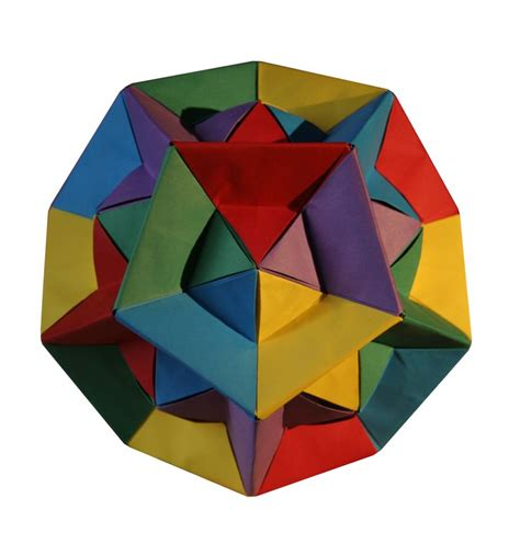 Best Modular Origami - 23 best tomoko fuse images on origami modular