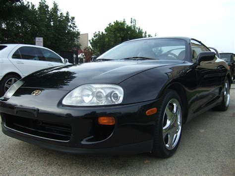 free car repair manuals 1994 toyota supra security system toyota supra twin turbo 6 speed 60k miles 1994 targa rare stock black tan classic toyota supra