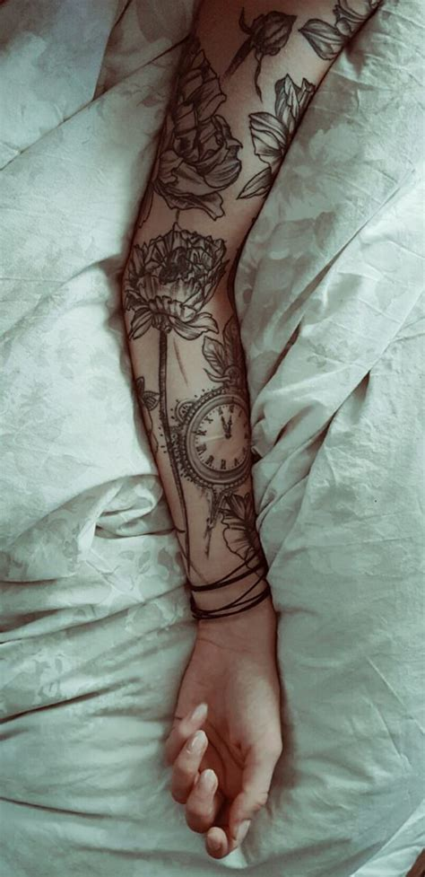 cute arm tattoos for girl 125 inspiring ideas for designs