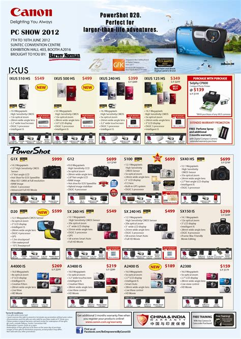 pc show  canon eos digital camera printer