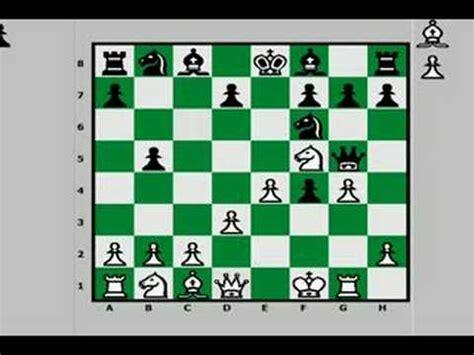 Las Mejores Partidas De Ajedrez Youtube | la mejor partida de ajedrez de todos los tiempos quot la