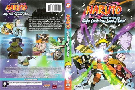 image naruto movie 1 ninja clash in the land of snow naruto movie 01 ninja clash in the land of snow by