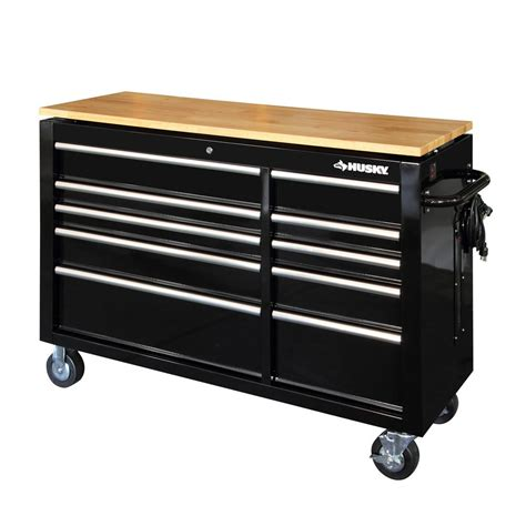 tool bench with drawers milwaukee 60 125 in 11 drawer and 1 door 22 in d mobile