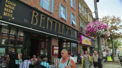 bentley s stratford bentley s bar inn restaurant downtown stratford on
