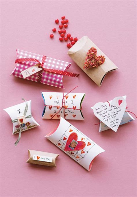 Handmade Valentines Presents - 10 handmade ideas home design and