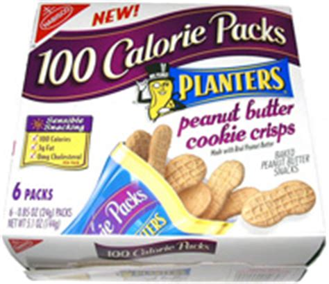 Planters Crisps by 100 Calorie Packs 67 Snacks From 26 Companies