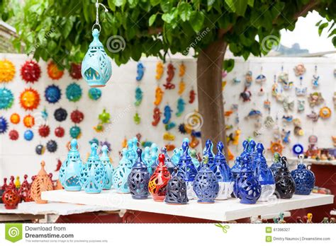 Souvenir Handmade - souvenir shop stall stock photo image 61396327
