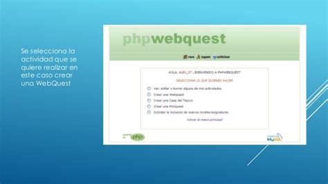 tutorial de webquest tutorial webquest