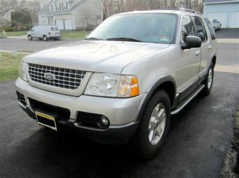 accident recorder 2006 ford explorer sport trac transmission control purchase used 2003 ford explorer xlt sport 4 door 4 6l v8 only 92k miles in howell new jersey