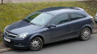 Opel 2006 Astra 2006 Opel Astra H Gtc Pictures Information And Specs