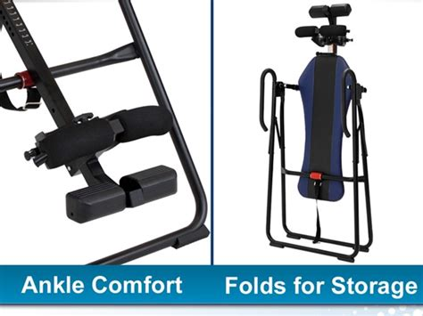 fit inversion table teeter hang ups fit 60 inversion table