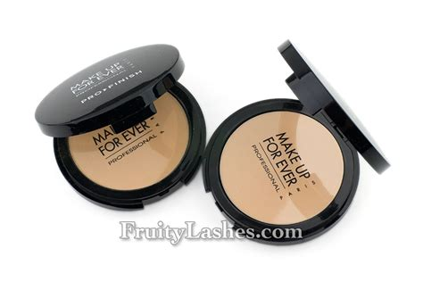 Make Up For Powder by Makeup Forever Hd Powder Pact Review Style By