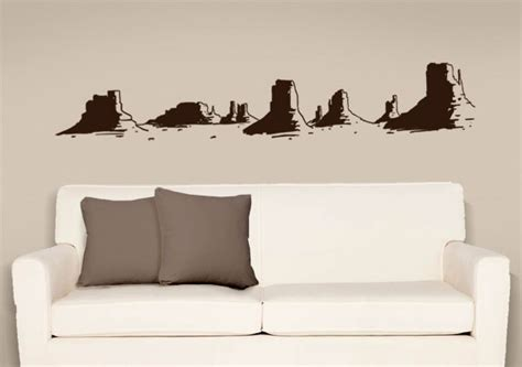 western wall stickers wall sticker deco
