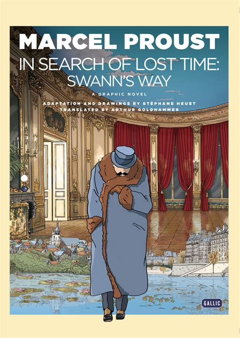 in search of lost in search of lost time a graphic novel belgravia books collective