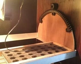 Rak Telur modul pemutar rak mesin tetas memutar rak telur secara otomatis praktis tinggal pasang