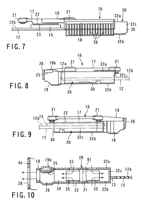 receiving section patent us6650540 cooling unit having a heat receiving