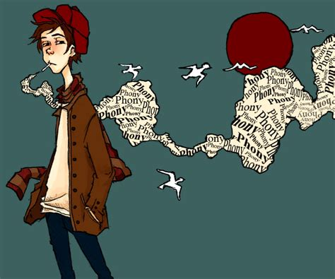 catcher in the rye lying theme holden caulfield lying quotes quotesgram