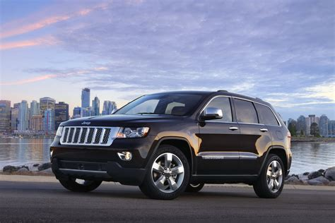 2011 Jeep Grand Cherokee Overland Summit And Liberty Jet