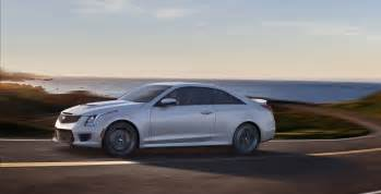 Ats V Cadillac 2016 Cadillac Ats V Coupe Gm Authority