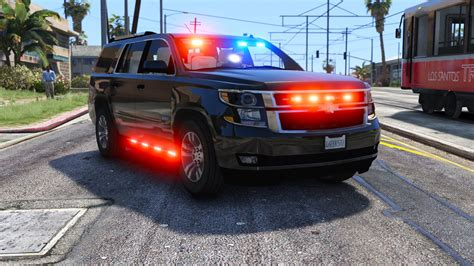 Gta 5 Polizei Auto by Unmarked Chevy Tahoe Gta 5 Car Mod