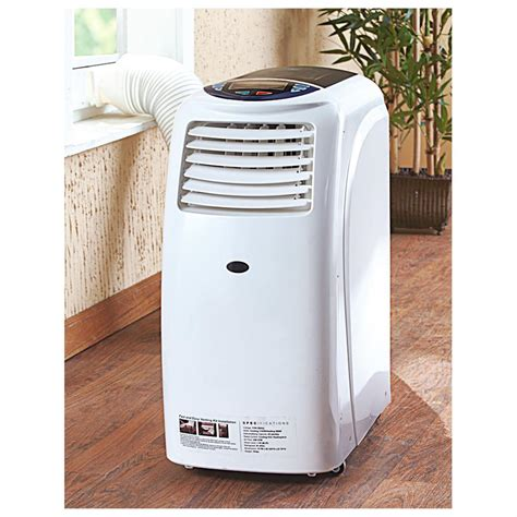 Info Ac Portable soleus 12 000 btu portable air conditioner refurbished 609781 air conditioners fans at