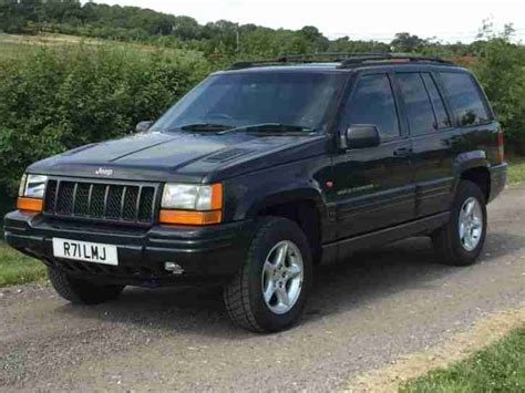 How Much Is A 1998 Jeep Grand Worth Jeep 1998 Grand Orvis 4 Litre Black Leather