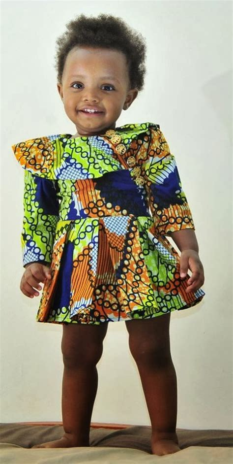 big gals rock ankara buba pix baby girl nigeria native style 10 native attire for