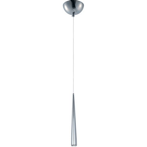 Pendant Led Lighting Et2 Taper 1 Light Led Mini Pendant