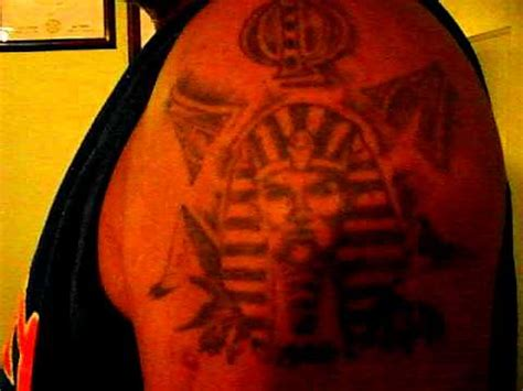 alpha phi alpha tattoo youtube