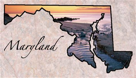 maryland map facts professional organizers located in maryland