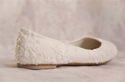 bridal flat shoes ivory wedding shoes lace wedding shoes flats ivory lace bridal