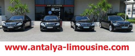 Limousine Service Rates by Solihull Antalya Limousine Service Rates
