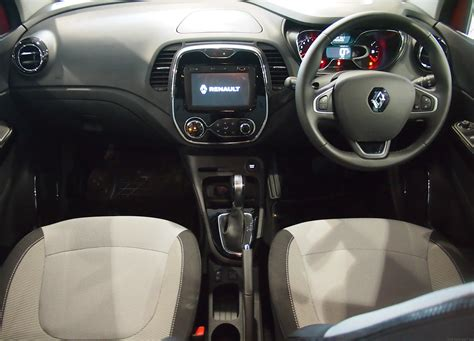 renault captur interior about the author