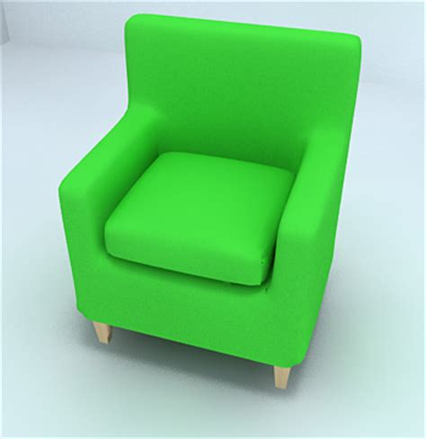 ikea small armchair archibit generation s r l 3d models sofa ikea small