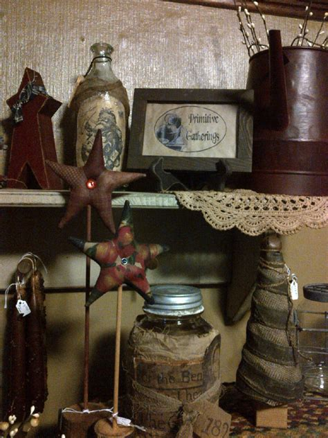 primitive country home decor primitive country