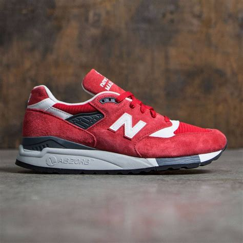 Harga New Balance 998 Made In Usa new balance 998 suede m998crd made in usa white