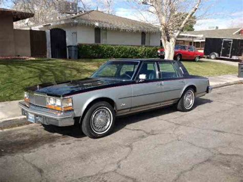 old car owners manuals 1993 cadillac seville security system classic cadillac for sale on classiccars com