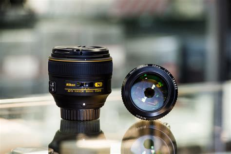 Nikon Af S 58mm F 1 4g Lens nikon 58mm f 1 4g vs noct 58mm f 1 2 and more sle