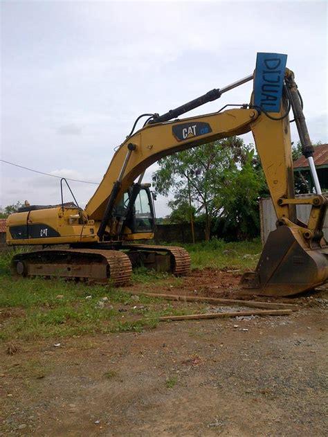 Jual Rockwool Palembang jual excavator bekas caterpillar 330 c tahun 2007 harga