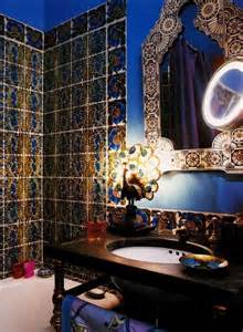 French Themed Shower Curtain Eastern Luxury 48 Inspiring Moroccan Bathroom Design