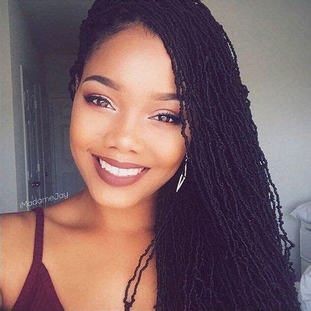 how does sister locs look on women with thin hair 30 black women with seriously stunning sisterlocks