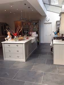 25 best ideas about slate floor kitchen on pinterest white kitchen with gray floor tiles design ideas