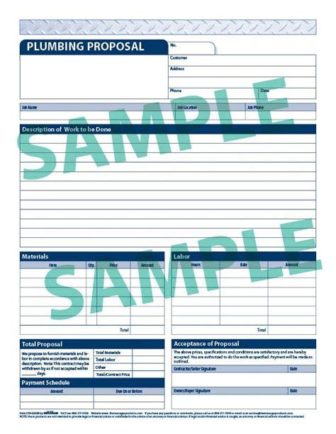 Free Plumbing Invoice Templates Will It Work On My Computer Plumbing Invoice 1 Pinterest Plumbing Templates Free