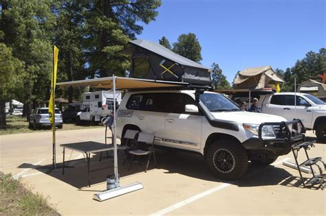 Ezi Awn Dual Personality Expedition Pickup Equipped For Adventures